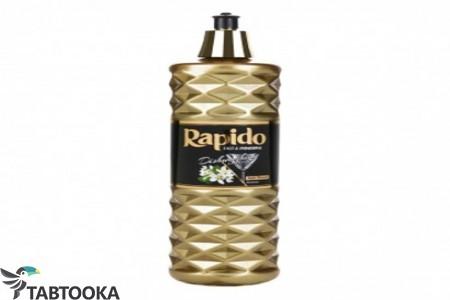 مایع ظرفشویی راپیدو طلایی