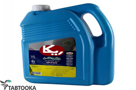 مایع ظرفشویی 4 لیتری ریکا